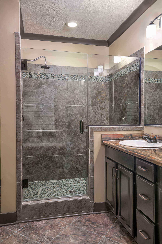 Acadia Master Shower