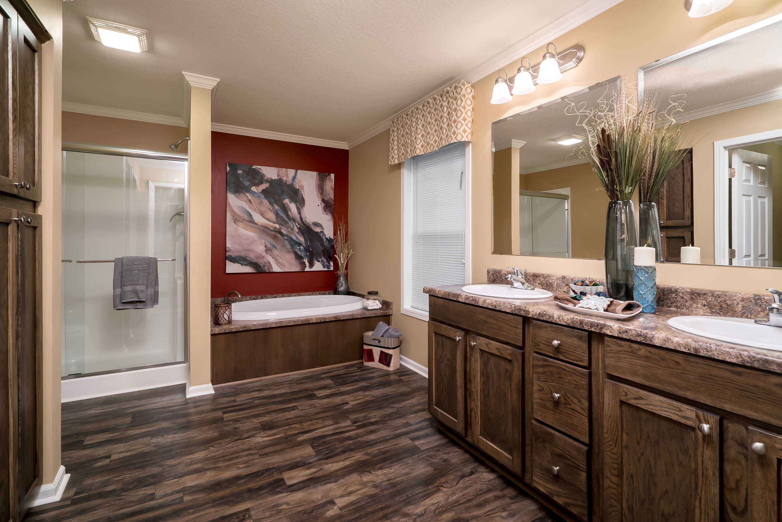 Webster Master Bath