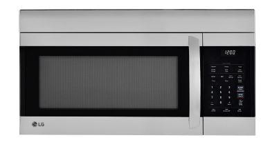 1.7 cu. ft. Over Range Microwave Oven