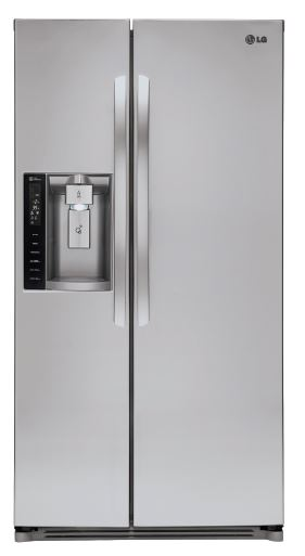 Ultra Large Capacity Side-By-Side Refrigerator