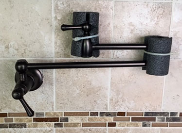 Oiled Rubbed Bronze Pot Filler