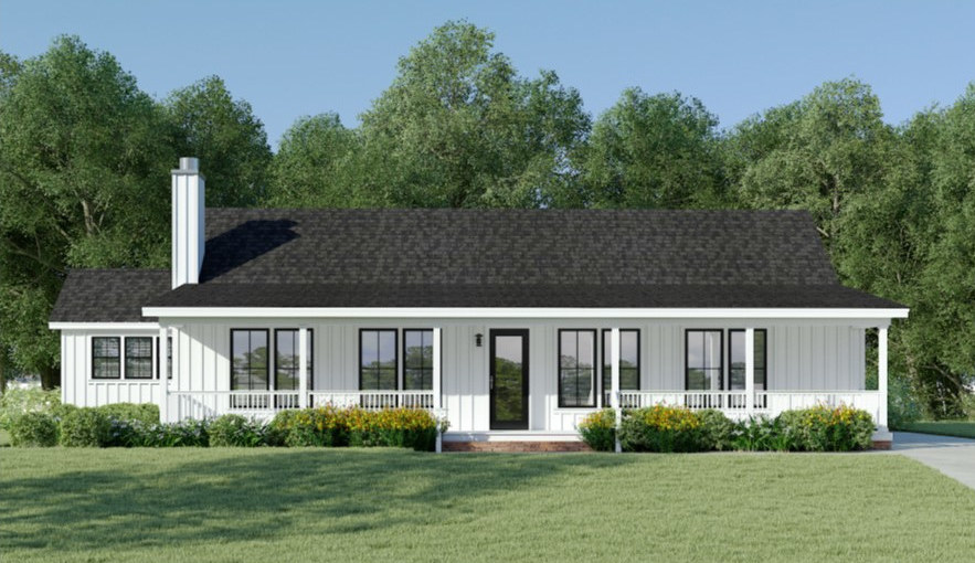 Farmhouse Collection rendering