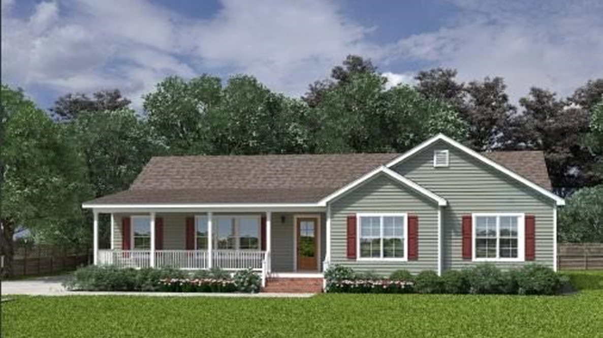 Cypress Lake I Exterior Rendering