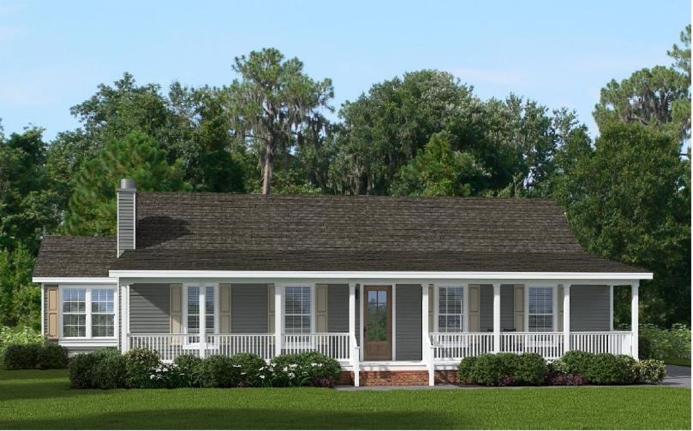 Lilly I Exterior Rendering