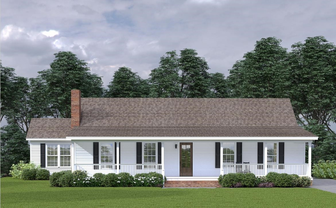 Lilly IV Exterior Rendering